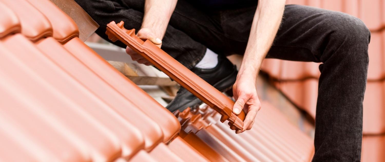 Neues Dach - Dacheindeckung
