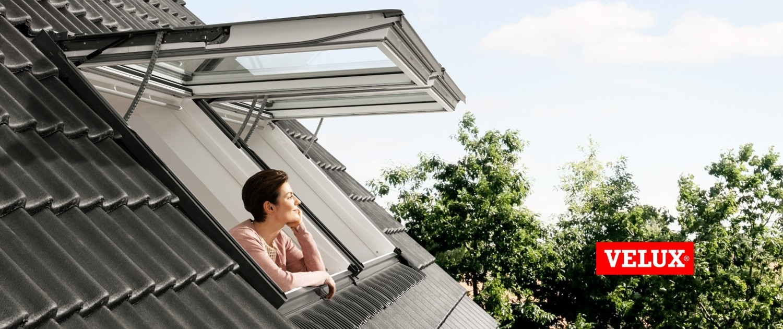 Dachflächenfenster von VELUX