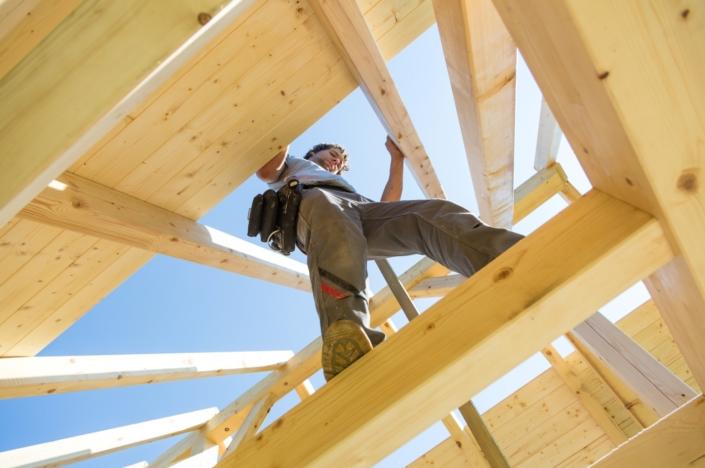 Zimmerarbeiten Dachstuhl